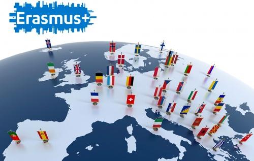 rekrutacja uczniów do PROGRAMU ERASMUS + w roku 2019 akcja 1