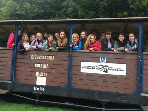 Wyjazd turystyczno-ekologiczny w Bieszczady - dzień ostatni :(
