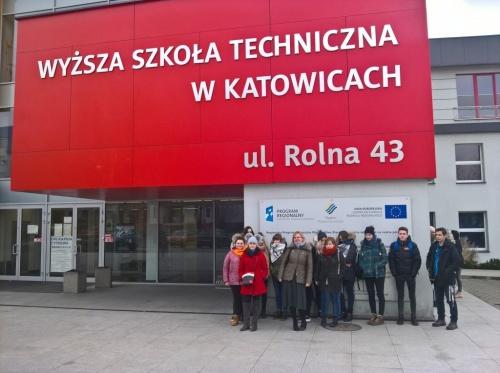 Architektura krajobrazu na WST w Katowicach