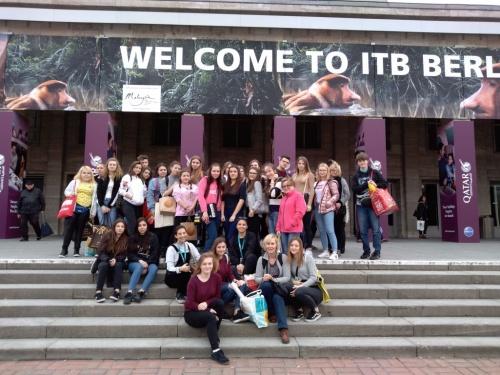 Byliśmy na największych targach turystycznych ITB w Berlinie