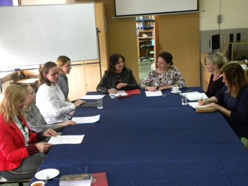 Spotkanie Rady Programowej w ramach projektu